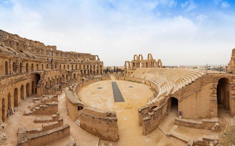 Amphitheater El Djem