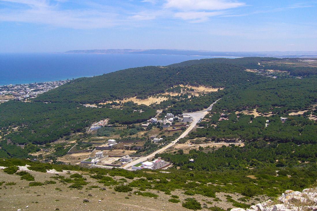 Cap Blanc Bizerte
