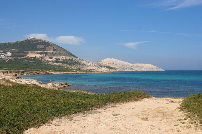 Cap Blanc Djebel Nador
