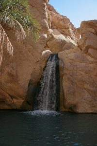Chebika Wasserfall
