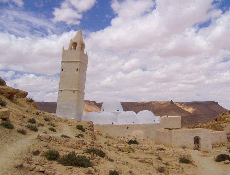Chenini Moschee Jemaa Kedima Mosquée des Sept Dormants