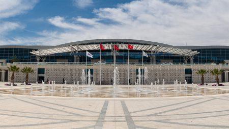 Flughafen Hammamet-Enfidha