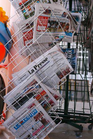 Tageszeitungen in Monastir