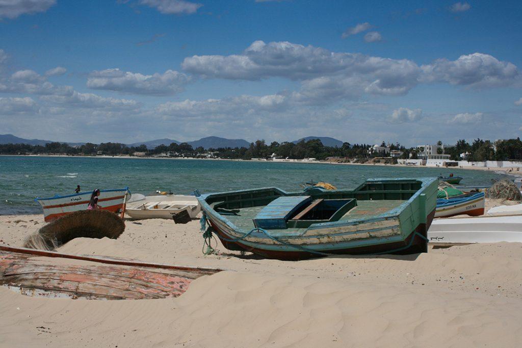 Hammamet Strand