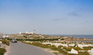 Mahdia Friedhof an der Kasbah