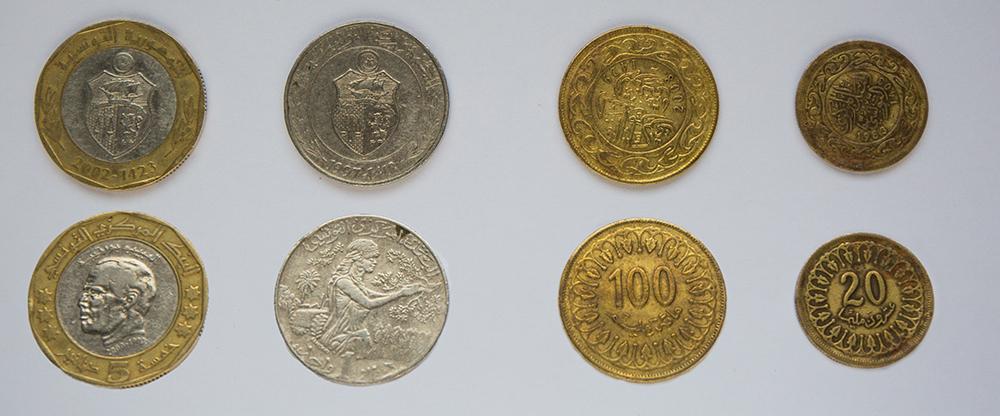 Geld Mein Tunesien