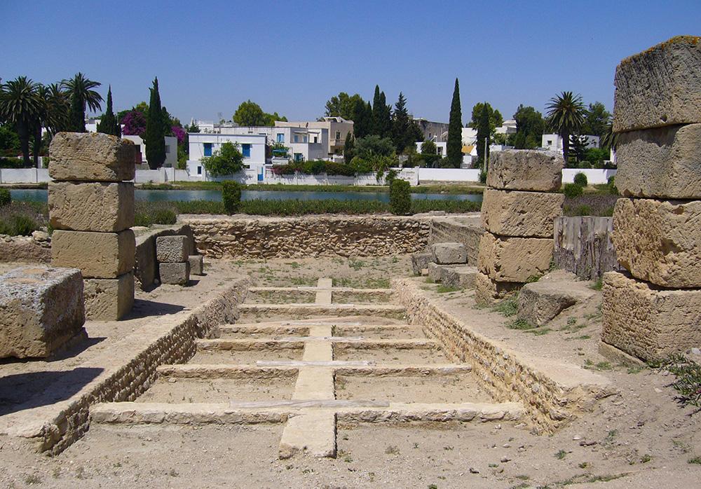 Punischer Hafen Karthago
