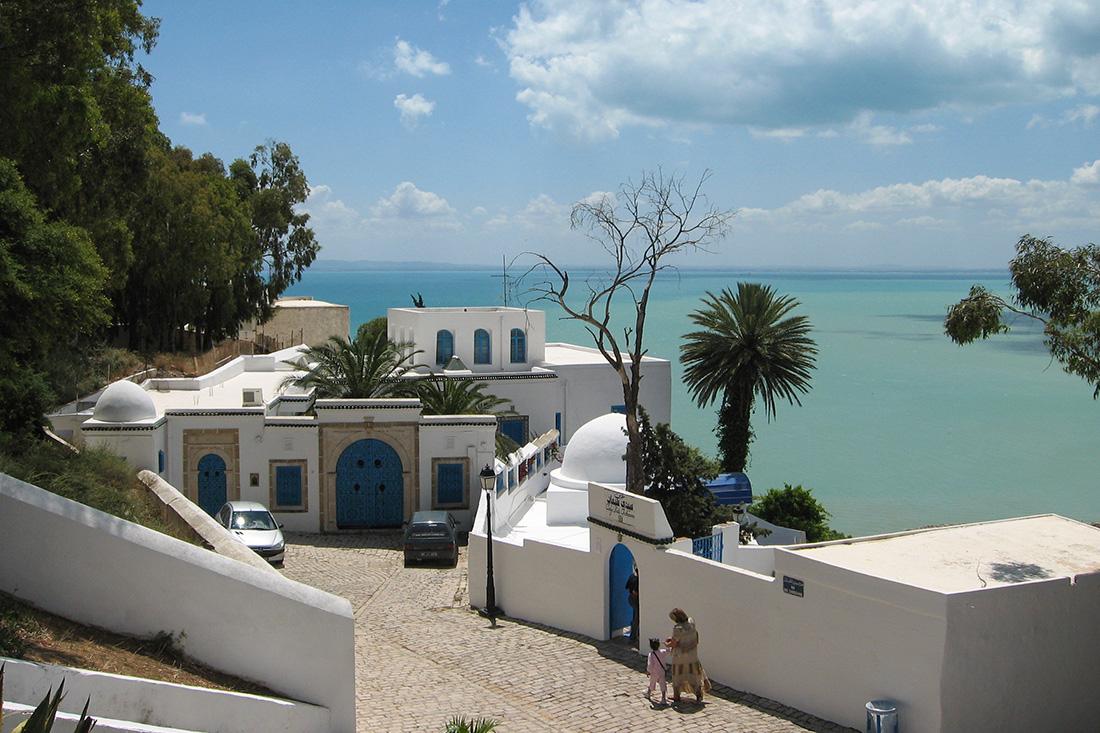 Sidi Bou Said Café Sidi Chabaane