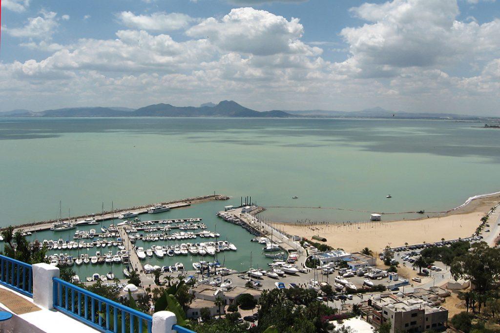 Sidi Bou Said Hafen