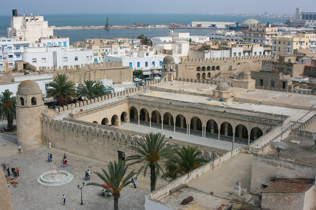 Sousse  große Moschee