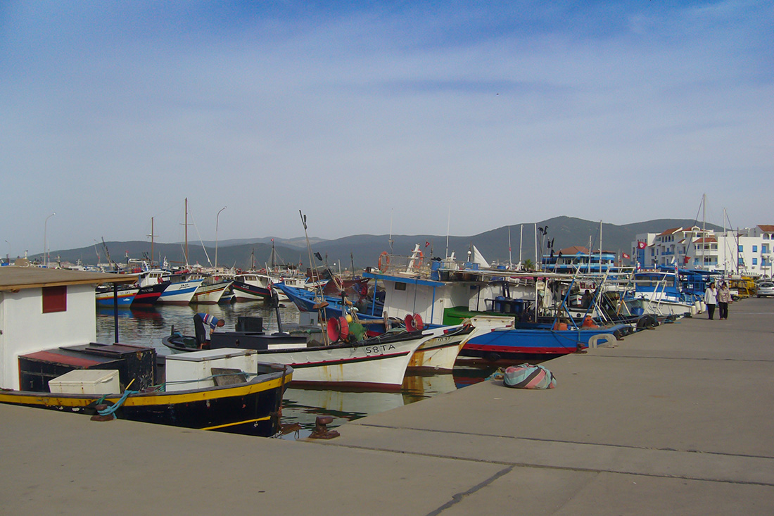 Hafen Tabarka