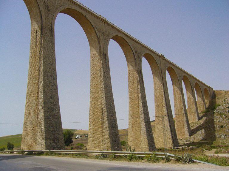 Viadukt Tunesien
